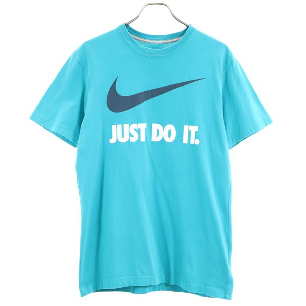 ナイキ プリント 半袖 Tシャツ L 正面